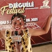 Djéguélé festival : Maïmouna Coulibaly sacrée vainqueur du concours de danse de balafon