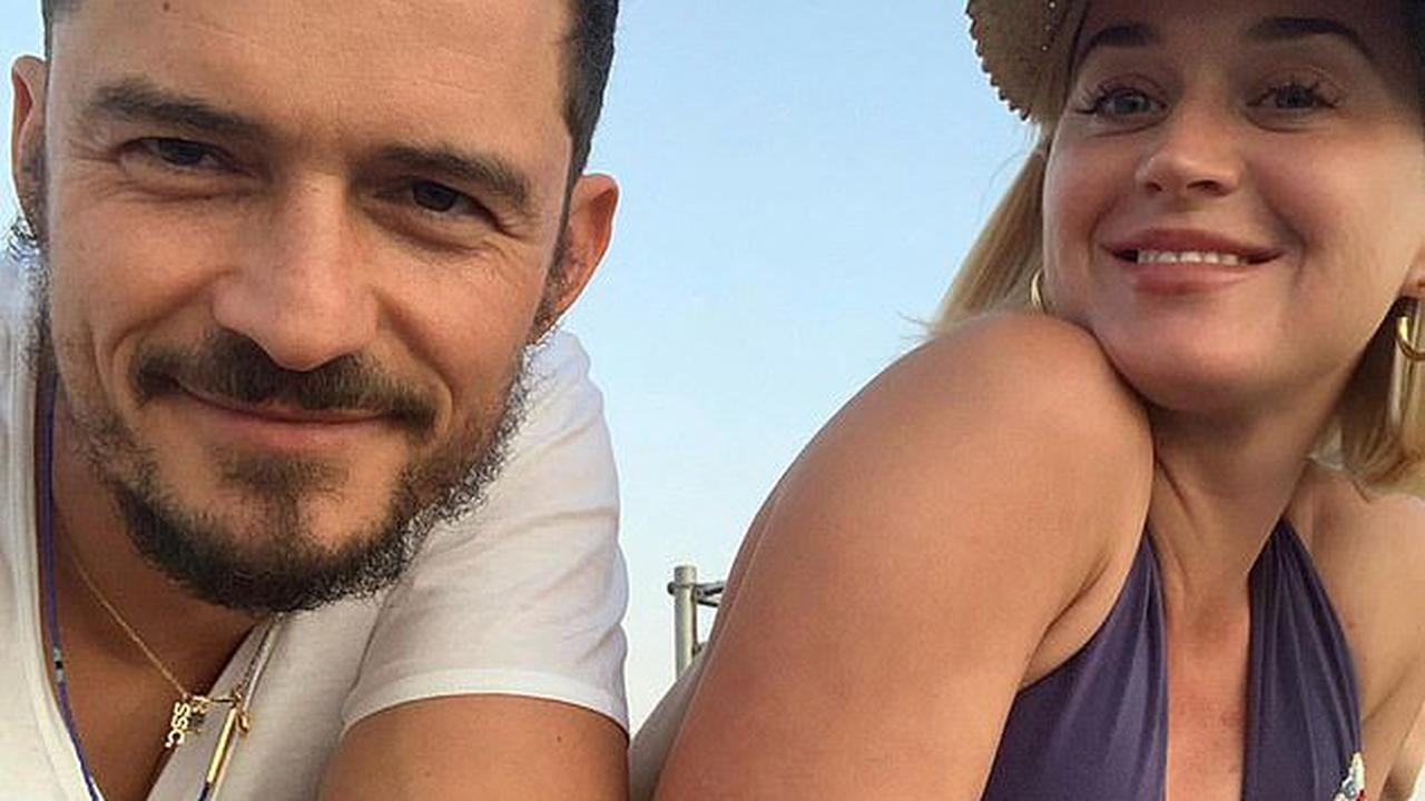 'Got myself a real catch': Orlando Bloom lauds love Katy Perry on her first Mother's Day as a mom ... as they share eight-month-old daughter Daisy Dove