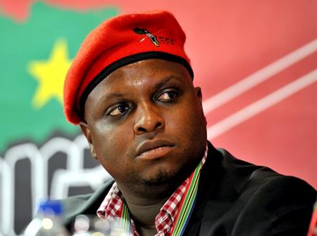 Floyd Shivambu expose vaccine racism that is happening on covid-19 vaccine roll out