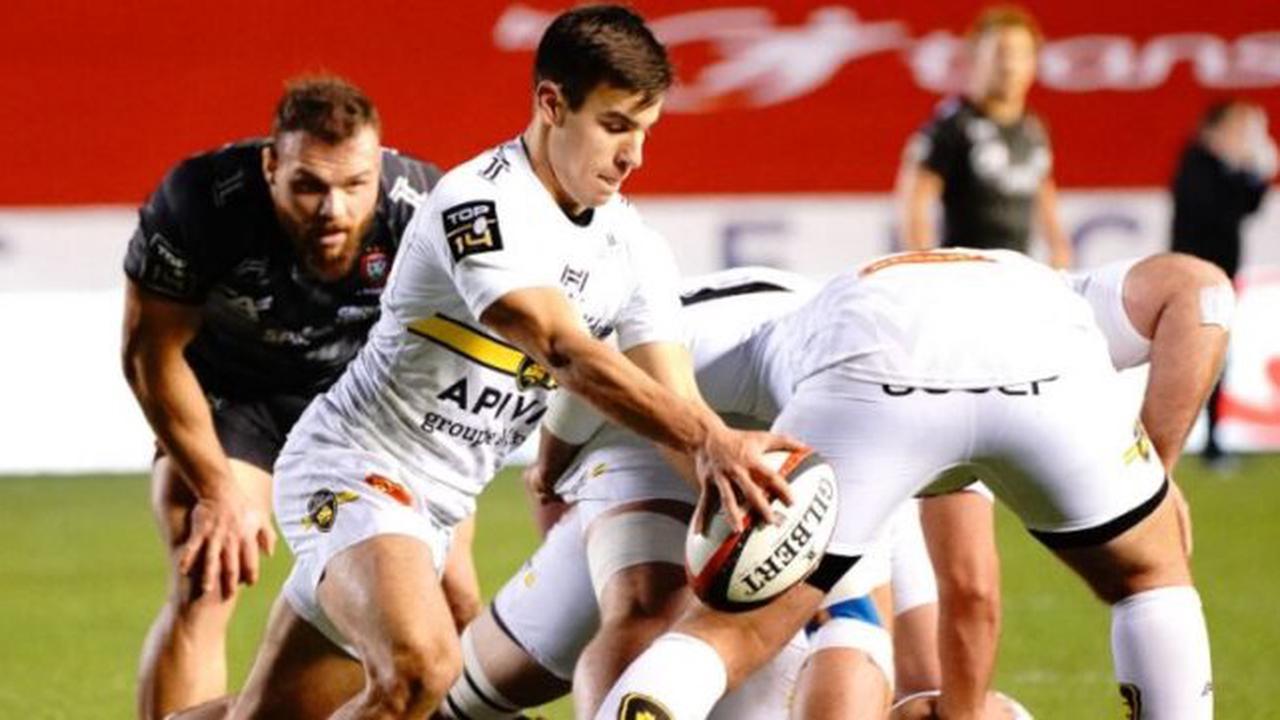 Top 14 (J16) : La Rochelle met fin à l'invincibilité de Toulon à domicile