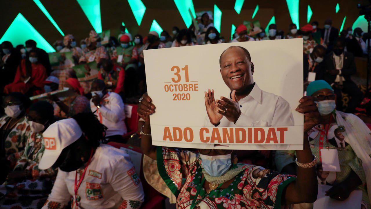 Présidentielle en Côte d'Ivoire : un scrutin sous très haute tension