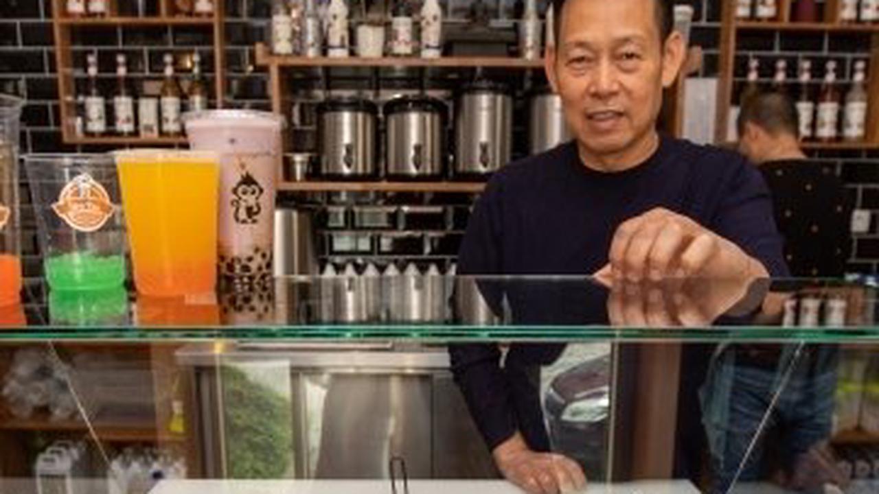 Bubble-Tea-Laden in Plauen eröffnet
