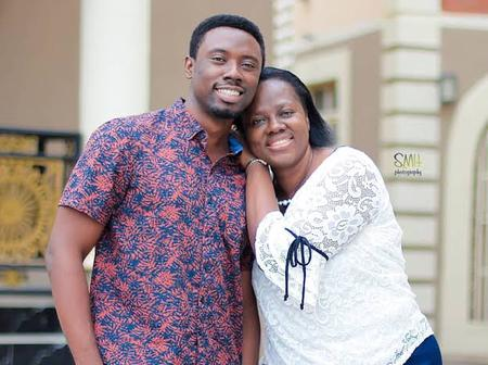 Reactions as Joshua Mike-Bamiloye reveals what his mum stored his name with on her phone
