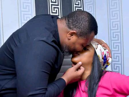 20 Times Prophetess Rose Appeared In Romantic Photos With Her Loving Husband, Bishop Kelvin Nwafor