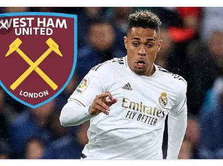 West Ham could announce the signing of this Real Madrid player in the ongoing transfer window.