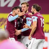 Burnley's home win against Crystal Palace seals 2020-2021 season record in English Football