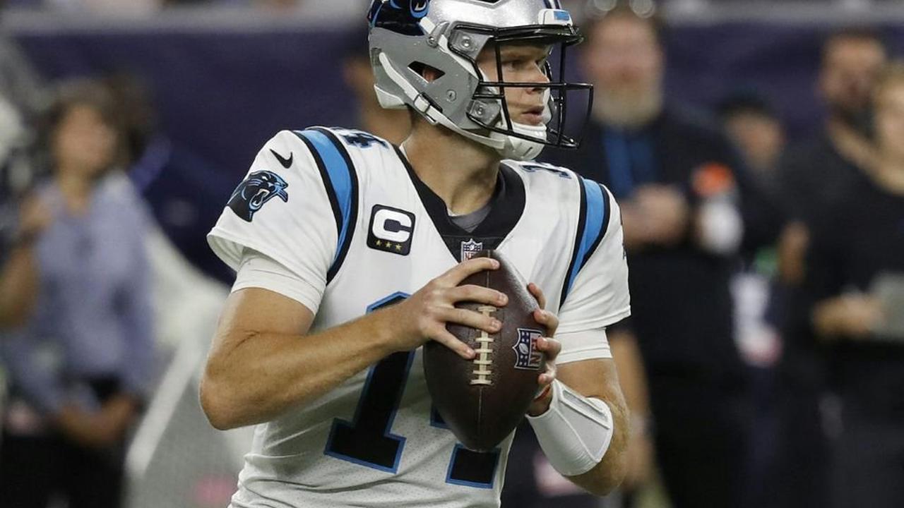NFL: Dritter Sieg für Panthers - McCaffrey und Horn verletzt