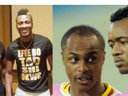 7 Blood Brothers Who Played For Ghana Black Stars