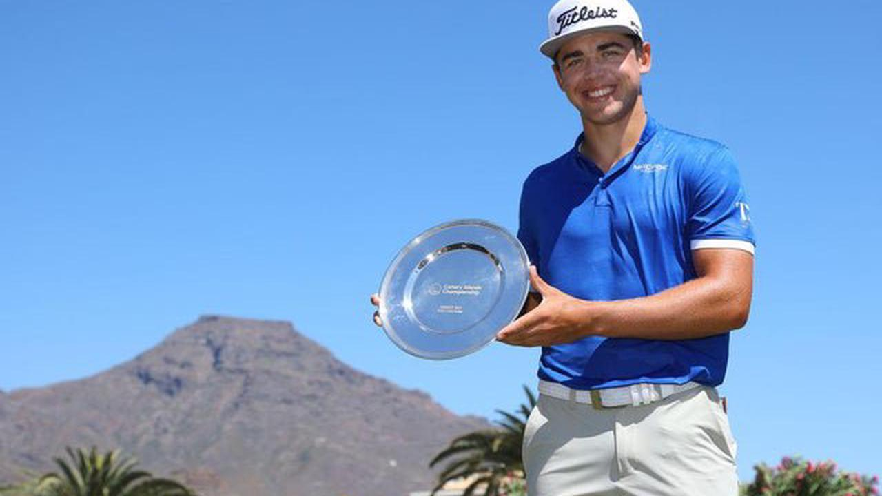 Garrick Higgo destined for 'big things', says Connor Syme of South African