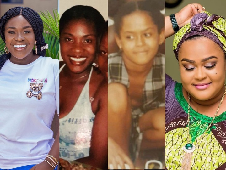 de4d7b457a898ec742bb9287d571342a?quality=uhq&resize=720 - After 19-years in the industry: See how God has transformed Emelia Brobbey and Vivian Jill (Photos)