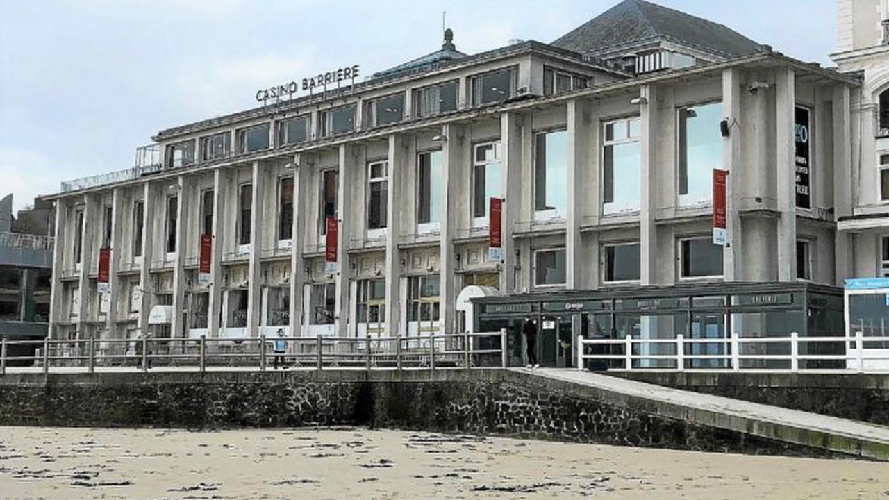 Dinard - Le casino Barrière prêt à rouvrir le 19mai à Dinard