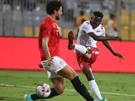 Kenya's Hopes For Qualifying For AFCON 2021 Shutdown After 1-1 Draw At Kasarani
