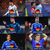 Who is the best German Player to ever play for Chelsea?