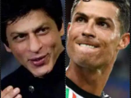 Between Shah Rukh Khan And Ronaldo: Who Is Richer?