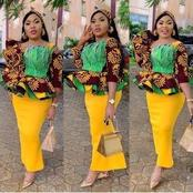 Latest Trendy Ankara Designs You Can Wear To Any Occasion