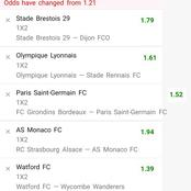 Win Big With These GG,Over 2.5 Goals VIP Multibets This Special Wednesday Night