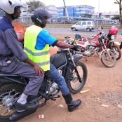 Inspector General of Police Sends a Serious Warning to the Boda Riders, See Why!