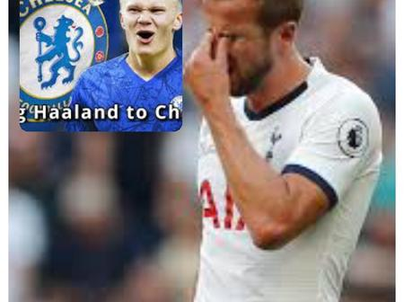 Transfer News Update On Kane, Milenkovic, Haaland