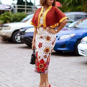 Give yourself the maximum boost of confidence with these 30 Ankara dress styles