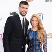 Adorable photos of Shakira and Barcelona's Gerard Pique