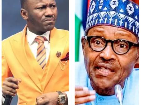 Today's Headlines: Apostle Suleman Drops New Prophecy For April, Buhari Reacts To Attempted Coup