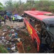 Road Crashes In Ghana : Regional Breakdown Of Number Of Accidents In Ghana