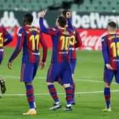 Lionel Messi nets brace to inspire Barcelona to a 3-0 victory