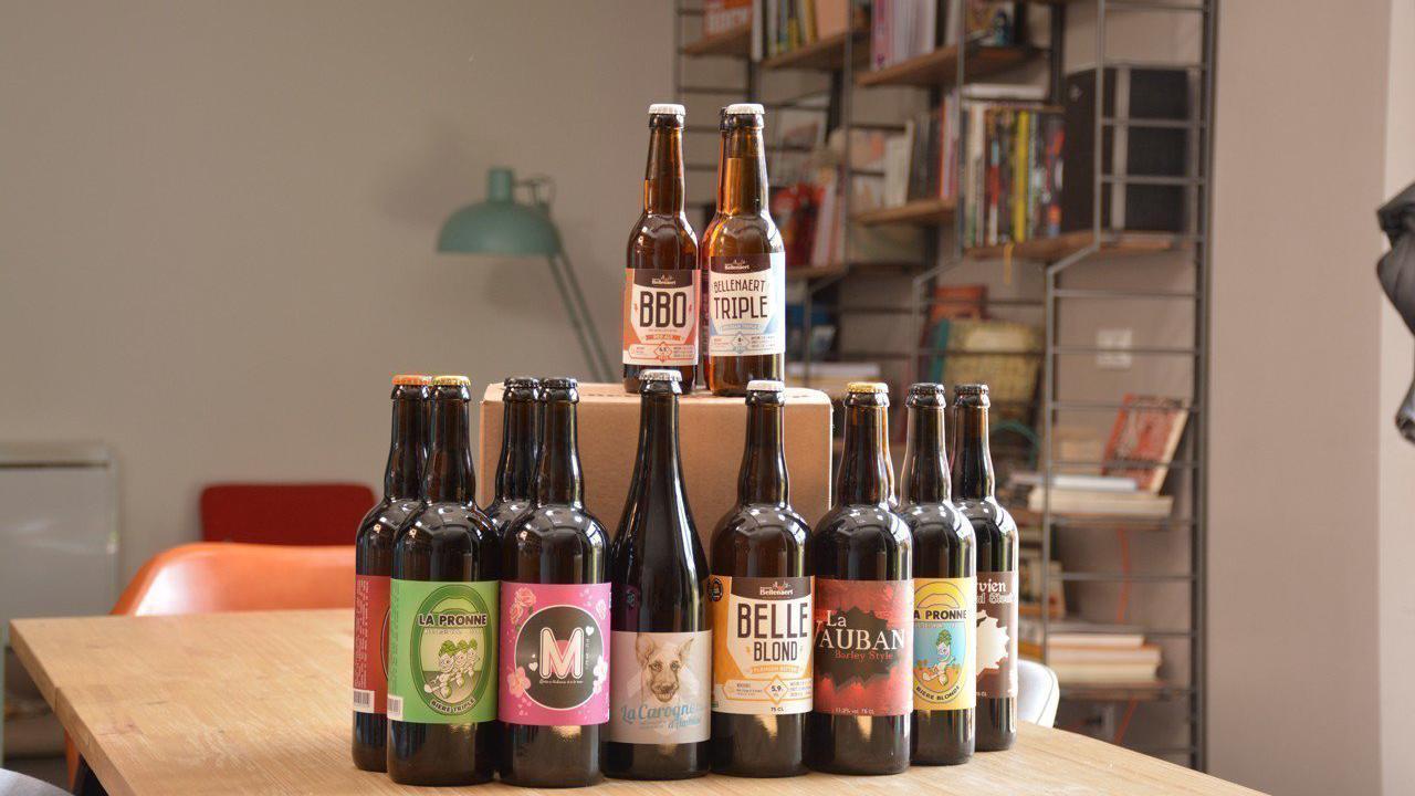 Beertastic le site lillois pour acheter les bières de brasseurs indépendants