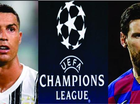 Champions League Top Scorers/Stats. Can Ronaldo And Messi Bounce Back As The European Goal Machines?