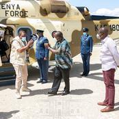Kabando Wa Kabando Makes Claims On The Powerful Leader Who Is Uhuru's Choice for Presidency in 2022
