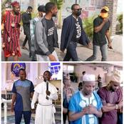 After Sowore went to Court with a Chief Priest, Fans dig up Photos of Sowore in Church and Mosque