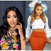 Reactions As A Video Of Lilo Curving Erica's Hug After Her Eviction In Bbnaija Surfaces Online