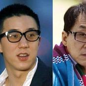 Checkout These Pictures Of Chinese Actor, Jackie Chan And His Son