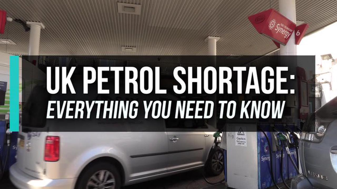 Live updates from Derbyshire petrol stations on Monday, September 27