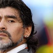 BREAKING NEWS: Argentina president declares three days to mourn Diego Maradona