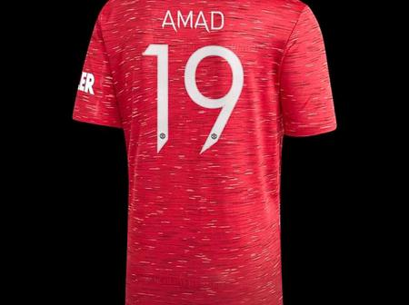 Amad Diallo Shirt Number at United Revealed
