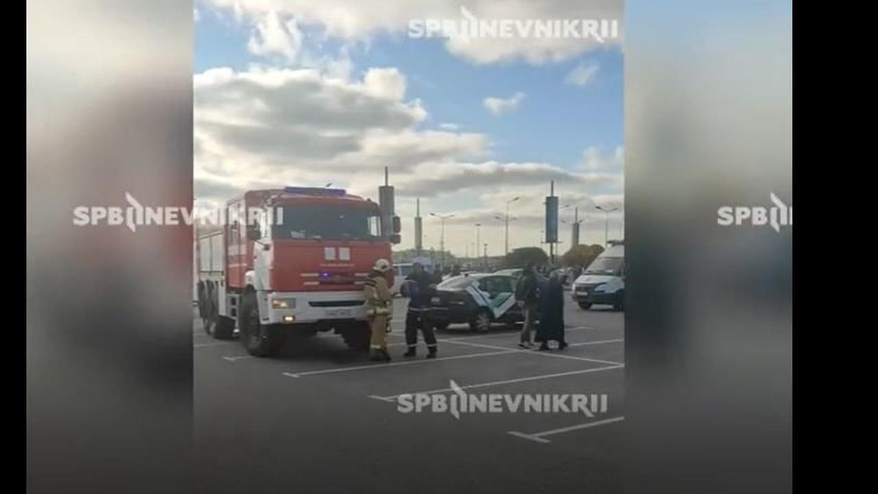 «Мега-Парнас» в Петербурге накануне «заминировал» гражданин Люксембурга