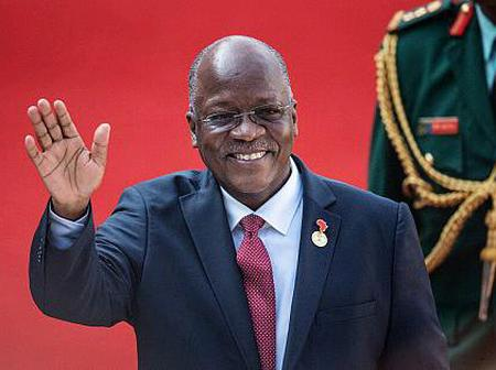 John Pombe Magufuli Life History & How He Became A Powerful Man