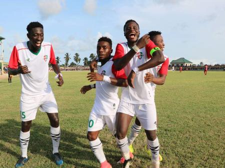 The Nzema Giants Once Again Tops The Ghana Premier League After Defeating Medeama In A 2-0 Score