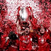 Liverpool Celebrates as Two Super Eagles Stars Becomes League Champions