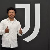 American Midfielder Permanently Joins Cristiano Ronaldo's Juventus For 18.5 Million Dollars