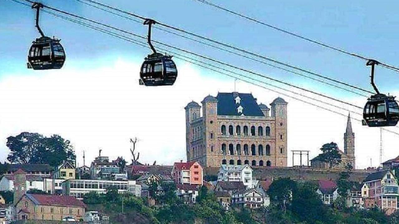 Madagascar : 151 millions d'euros pour 12 km de lignes téléphériques