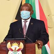 Cyril Implicated  Case Of Racketeering, Money Laundering And Treason Opened Against Him