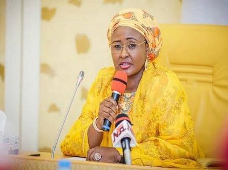First Lady, Aisha Buhari Calls For Prayers For Nigeria