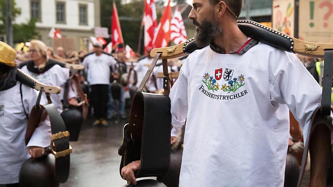 Opposition au pass Covid – Pas d'accord entre Berne et les opposants aux mesures anti-Covid