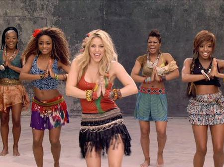 It Started Back At The Age Of 13, The True Story Behind Shakira's Snake Dance