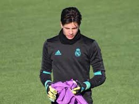 Zinedine Zidane Calls Up Santi Canizares's Son For Cadiz Clash