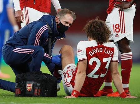 Check Out Arsenal injury update ahead of Sheffield United clash