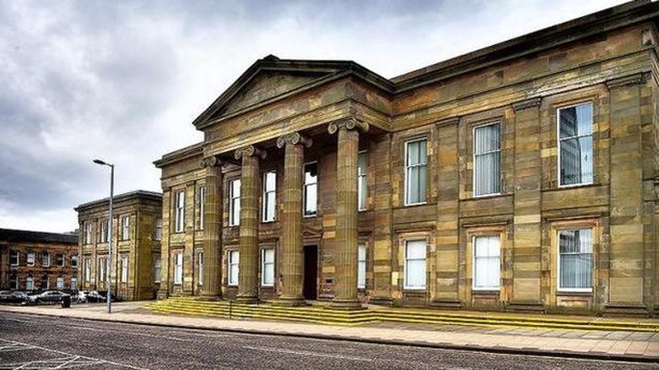 Scots cop accused of abusing partner 'feared he'd be jailed' court hears