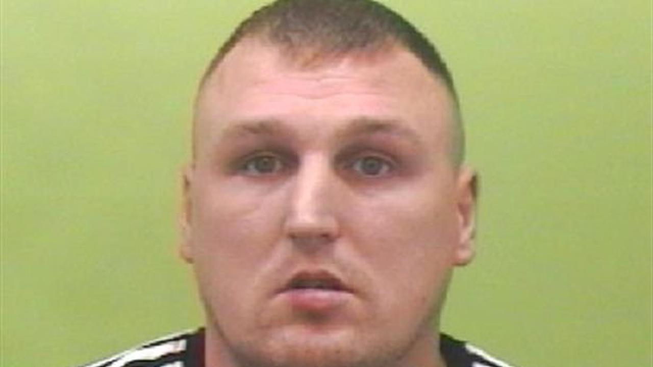 Gateshead robber who terrified pregnant bookies worker jailed despite Sunderland captain's reference